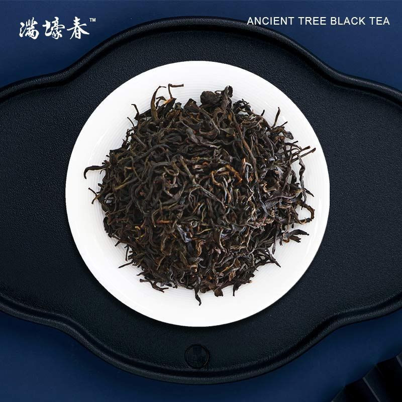 Factory Wholesale China Yunnan Big Leaf Ancient Tree Black Tea First Grade