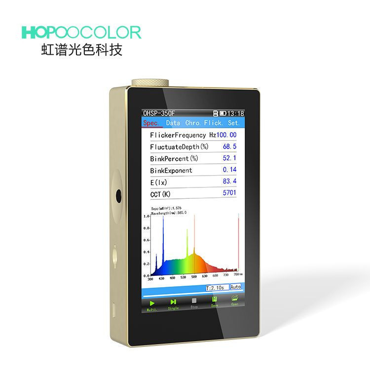 China Supplier OHSP350F Flicker Test Other Optical Instruments