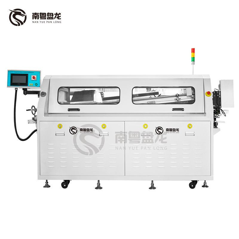 New design Wave Soldering Machine Soldering Machine Lead-free Wave Soldering Machine with great price