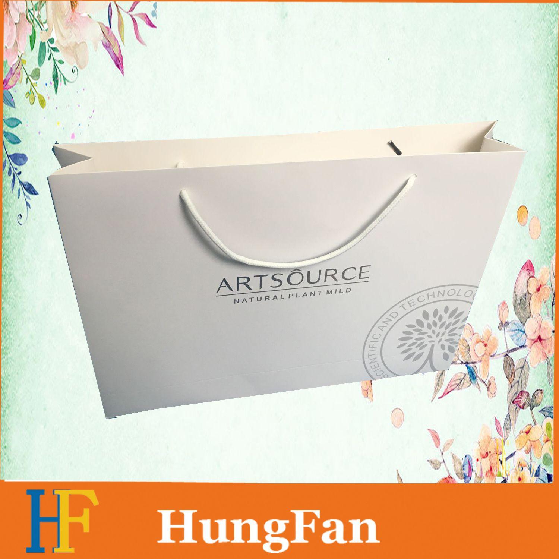 Custom Paper Bag with Logo Print
