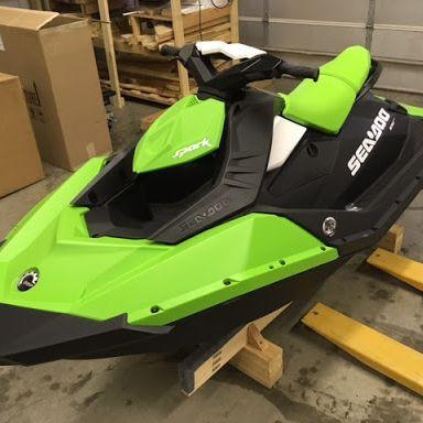 2020 2021 Sea-Doo SPARK SPARK TRIXX GTX RXTX GTI SE GTR
