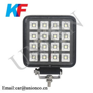 1W*16LEDs, DC 9-32V SUPER BRIGHT LED TRAILER LIGHT WITH ON OFF SWITCH ,LED INDICATED TRUCK LAMP,KF-016S