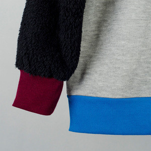 2017 Hot China Fashion Polar fleeces childrens pullover boutique hoody clothing ,boys sweatshirts