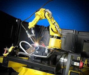 6 Axis Cnc Industrial Automatic Arm Robot Welding Equipment With Robotic Arm 6 Axis Cnc Industrial Automatic Arm Robot Welding Equipment With Robotic Arm Suppliers Manufacturers Tradewheel