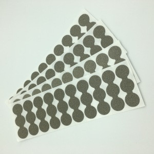 Cell phone signal shielding material conductive shield