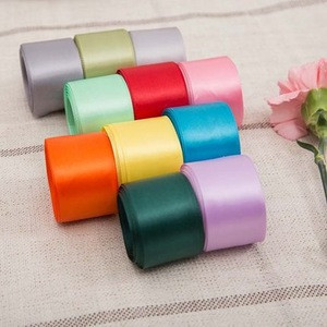Cheap Tied Bouquets  Packaged Flowers Christmas Gift Ribbons Ribbons Florist Packaging Materials Satin Ribbons For Packaging