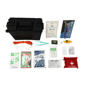 Chinese factory Boat waterproof best emergency supply kits auto emergency tool kit for long time driving travelling
