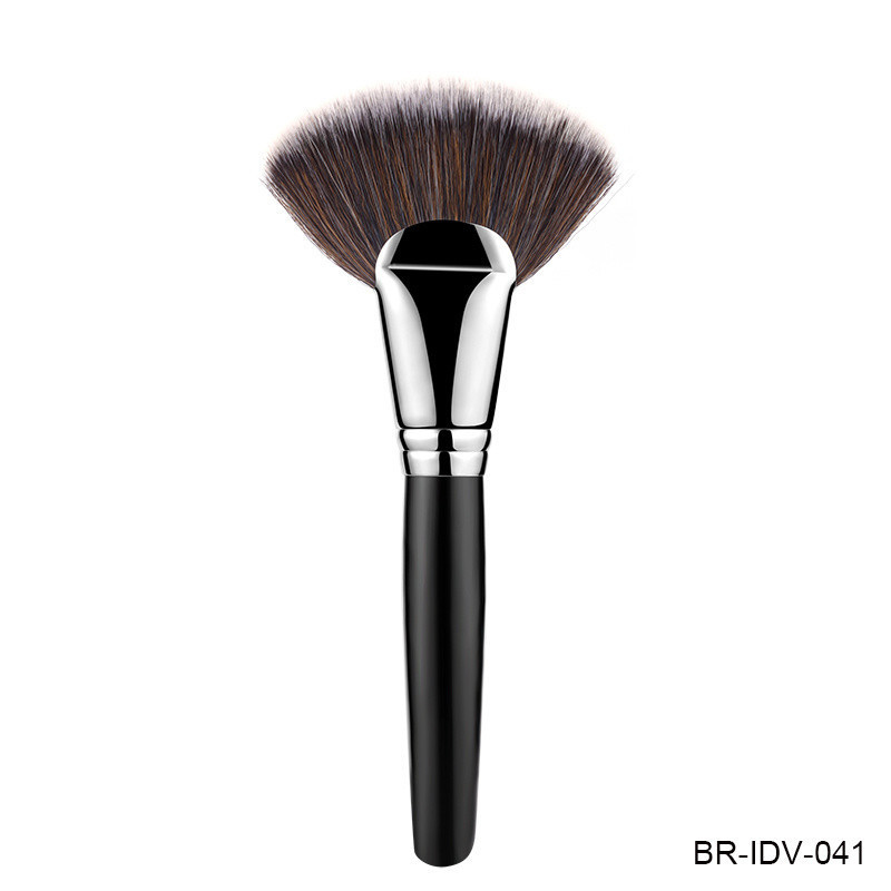 Cosmetic Brushes Synthetic Hair Eco-Friendly Blending Face Brow Lip Makeup Brush