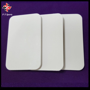 Custom 39mm 43mm 10g 12g blank ceramic poker chip