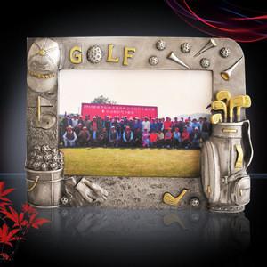 Custom resin digital photo frame
