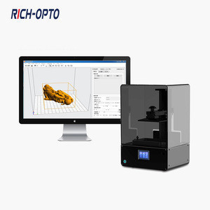 Easy Install Small Size Touch Lcd Droshopping 3D Printer For Furniture Toy
