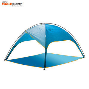 Easy Up Lightweight Beach Sun Shade Shelter