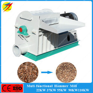 Factory supply hot selling wood pellet hammer mill crusher for sale