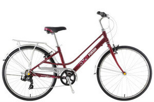Female City Bicycle