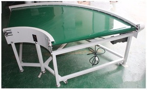 Flat belt machine, pvc conveyor belt