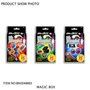 Hot Sale Magic Game Toy Over 15 Easy Magic Trick For Kids