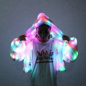 Hot Sale Performance Wear Winter LED Dance Costume
