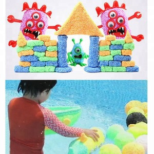 Hottest Pearl Snow Mud Fluffy Slime Stress Relief Kids Toys Floam Slime Hand pinch Rubber mud with accessories