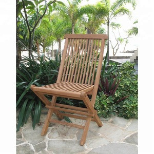 Indonesia Teak Wood Outdoor Folding Chair For Garden Furniture Indonesia Teak Wood Outdoor Folding Chair For Garden Furniture Suppliers Manufacturers Tradewheel