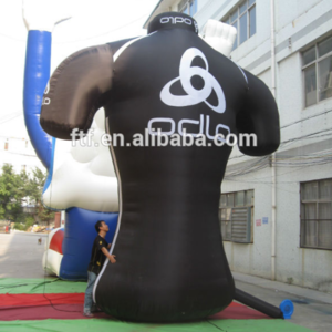 Inflatable Mannequins for promotion