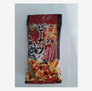 Japanese snacks fried spicy peanuts snacks