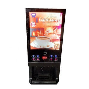 Malaysia Protein shake/ Malaysia coffee wechat pay automatic vending machine/ Drink dispenser gym centre   WF1-303A