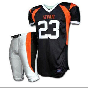 New design american football jersey