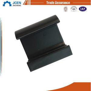 OEM custom precision aviation parts/quality black aluminum cnc parts anodized