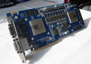 PCI-Express graphic card