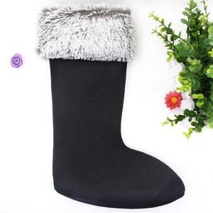 Polar fleece boots sock