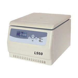 QLAB L550 Laboratory Tabletop Low Speed Centrifuge With Large Capacity