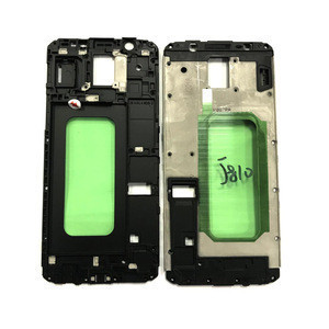 Replacement Front panel Bezel Frame Faceplate Housing for Samsung Galaxy J8J810