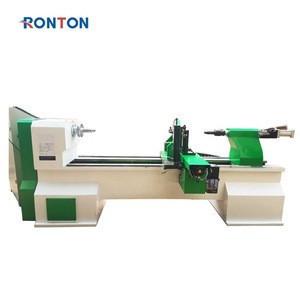 RT1532 woodworking 1500mm Turing Milling Broaching CNC wood lathe machine