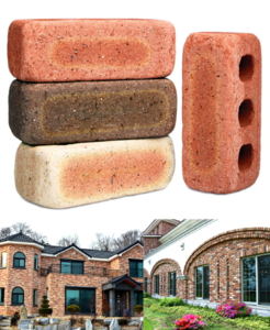 Vintage Clay Bricks