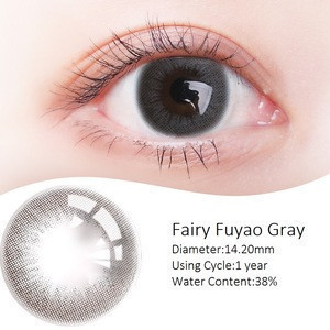 Wholesale beauty Fresh colored eye contact lenses natural contact lenses