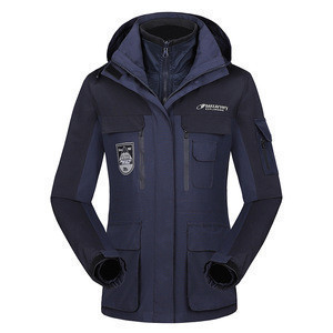 Winter body warmer heated jacket freezer jacket for cold storage bodywarmer mens reversible