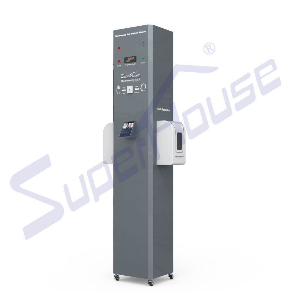 Import Smart Model Disinfection For Hand And Foot With Face Recognition from China