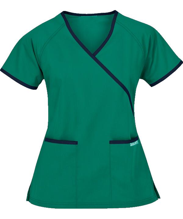 Scrubs Medical Uniform Women and Man Scrubs Set Medical Scrubs Top and Pants