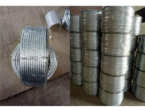 Strand Iron Wire