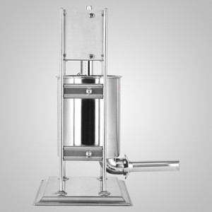10L 25LBS electric sausage filling machine Meat Maker Stainless Steel Vertical for RESTAURANT