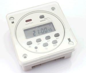 12V Digital Timer switch