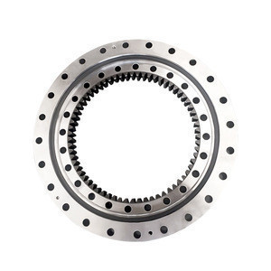 133506735 New Designed inner gear P4P2 three row cylindrical roller combination slewing bearings