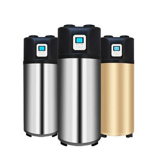 All in one domestic hot water heat pump water heater