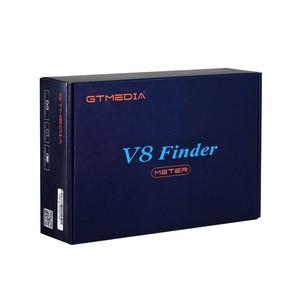 China Factory Supply Digital Satellite TV Receiver Gtmedia v8 Finder Meter