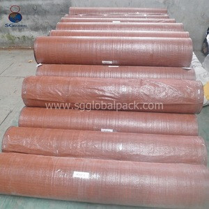 China high tensile strength pp woven geotextile on sale