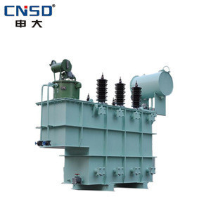 China Manufacturer 6.6kv 10kv 11kv oil immersed voltage  power transformer 5000kva