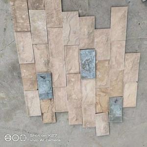 Crossard mushroom stones  for wall/stone mushroom cladding