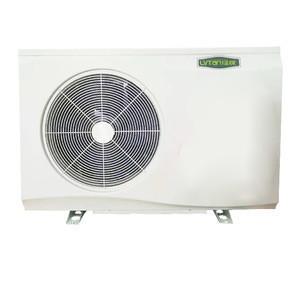 DTSP032N air to water pool heat pump of 30m3 swimming pool