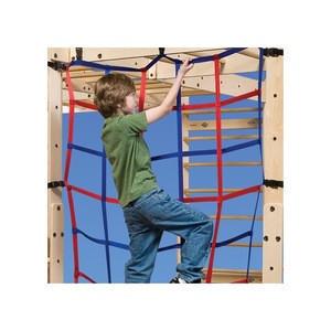 Factory price UV resistant customized nylon children outdoor playground net outdoor climbing nets