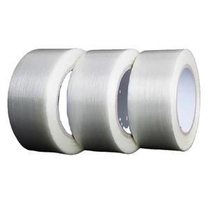 Flexible polyester fiber packing belt